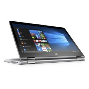 "HP Pavilion x360 Convertible Business Laptop, 14"" FHD IPS Touchscreen, Intel Core i3-7100U, 8GB RAM 256GB SSD"